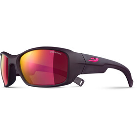 Julbo Rookie Spectron 3CF Sunglasses 8-12Y Kids aubergine-multilayer pink
